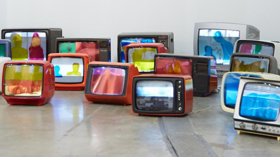 color TV monitors