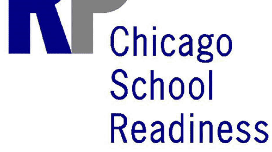 CSRP Chicago School Readiness Project logo