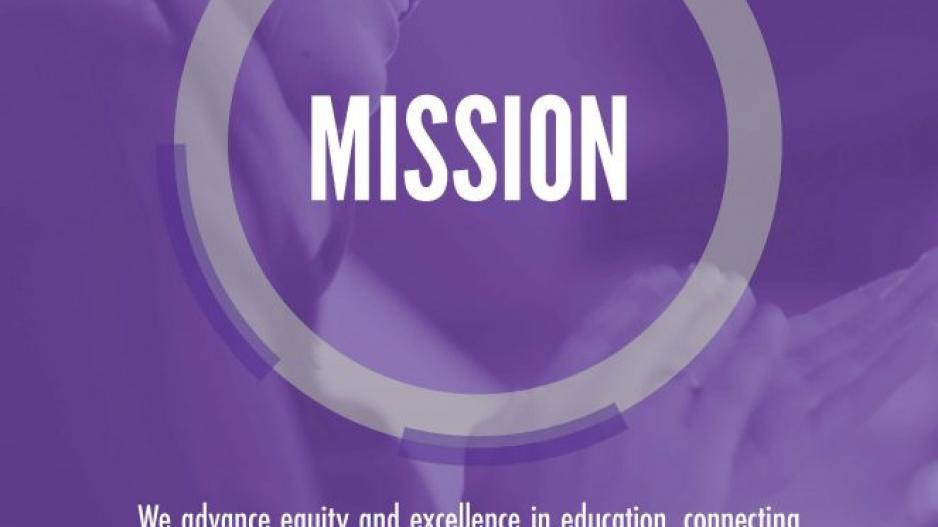 Poster of the word Mission
