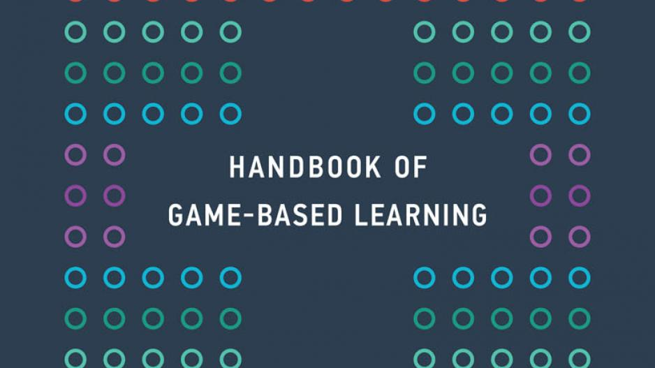 Cover image of the Handbook of Game-Based Learning