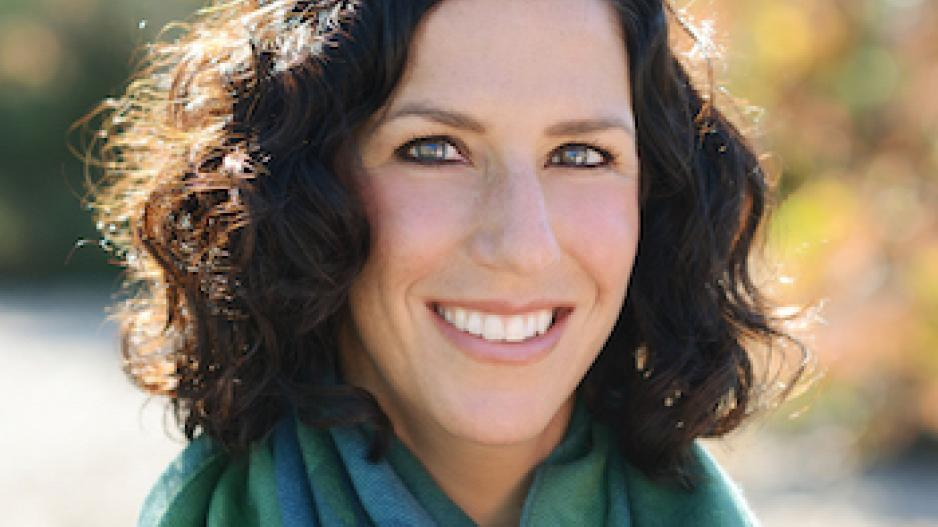 A headshot photo of Dr. Katharine Strunk