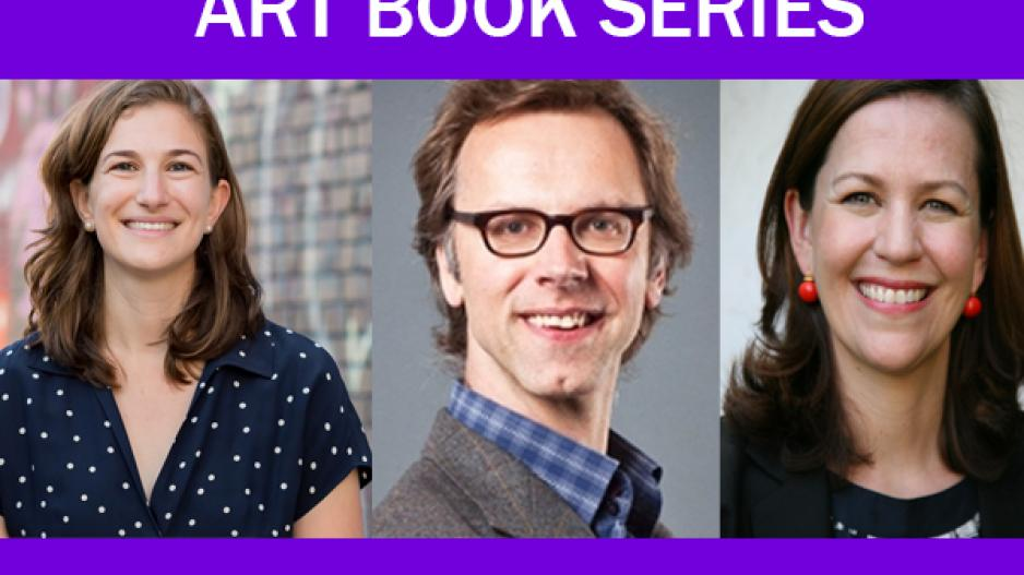 Photo of authors for Art Book Series