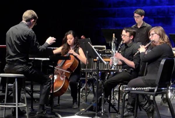 Contemporary Music Ensemble Performance