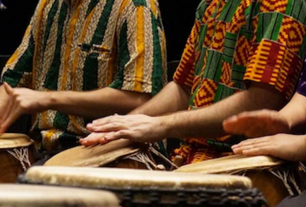 African Gyil and Percussion Ensemble Performance