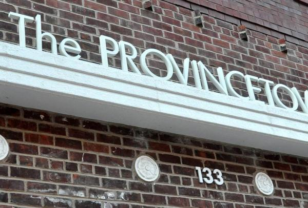 Provincetown Playhouse Sign