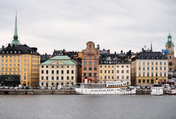 Buildings of Sweden