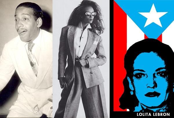 Photos of Beaumont, Lolita Lebron, Wilson Batista