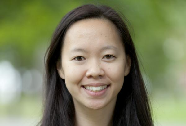 Photo of Dr. Peggy Wang