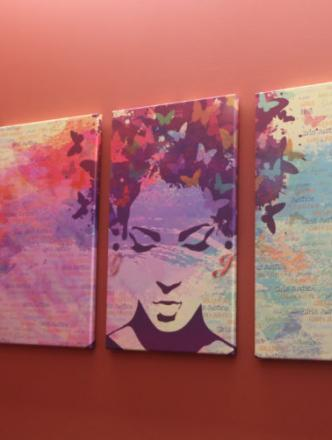 Painting in Center for Counseling and Community Wellbeing