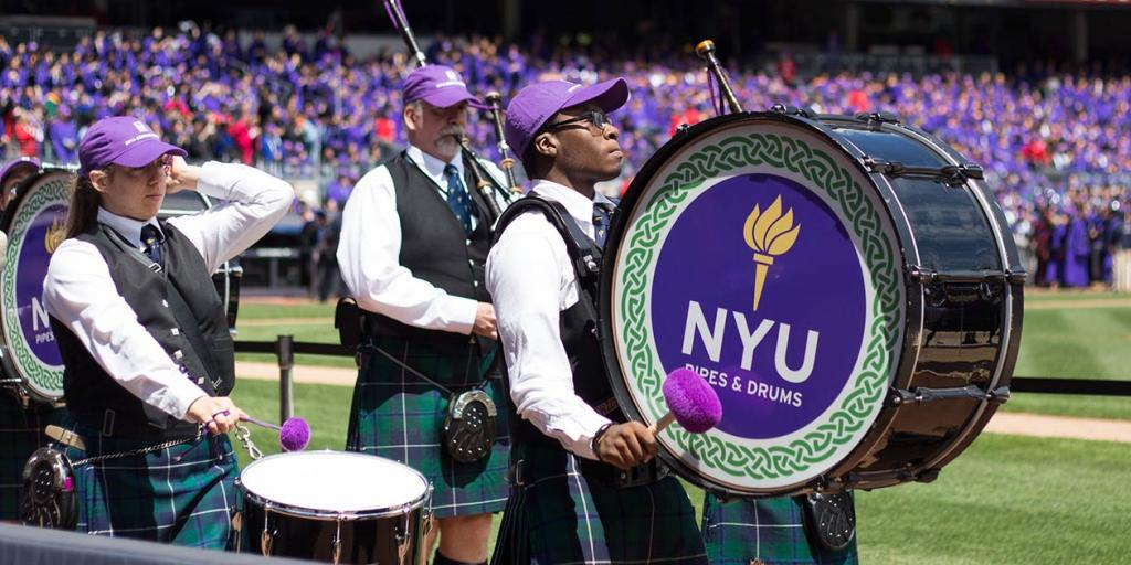 NYU Pipes and Drums | NYU Steinhardt